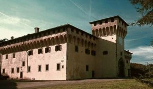 Il fantasma di Dianora alla corte de' Medici nel castello di Cafaggiolo-2