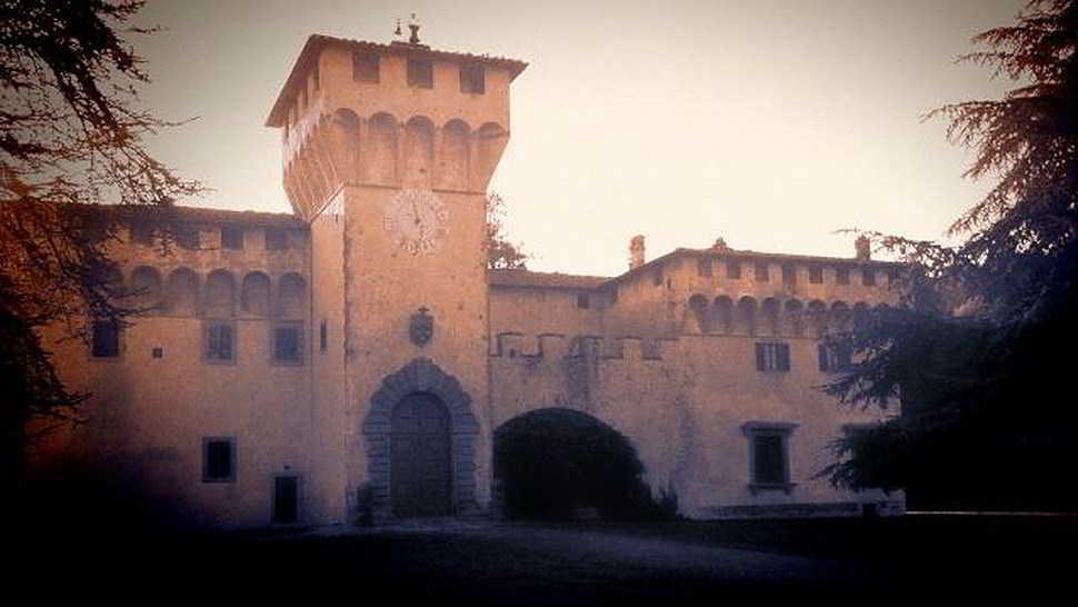 Il fantasma di Dianora alla corte de' Medici nel castello di Cafaggiolo