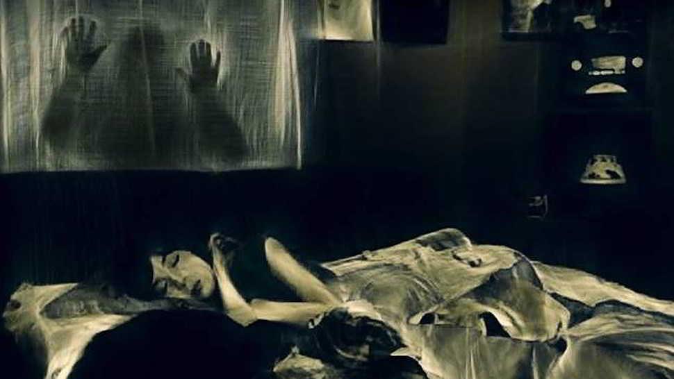 Spiriti maligni nella mia camera da letto