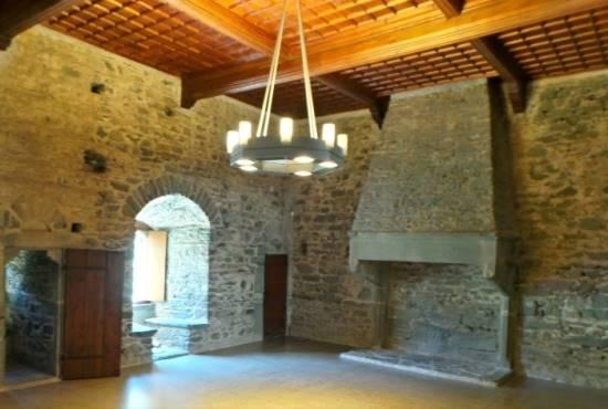 Il simpatico fantasma del Castello di Verrès in Valle d'Aosta-1