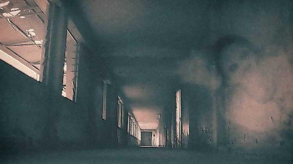 A caccia di fantasmi nel vecchio ospedale abbandonato