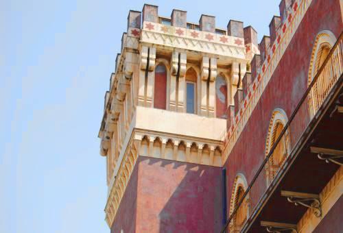 Il Castello Leucatia e le misteriose apparizioni 2