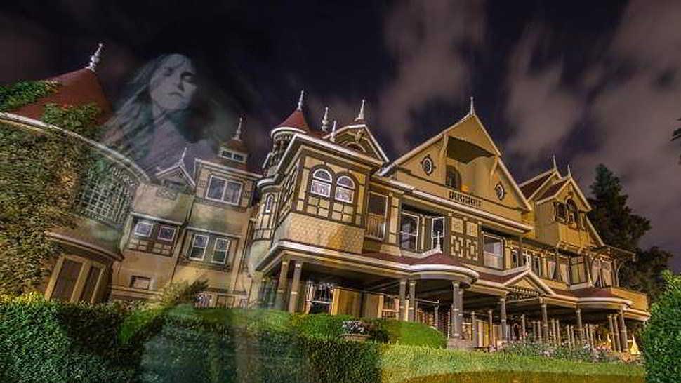 Winchester Mystery House, mistero ed orrori nella casa dei fantasmi