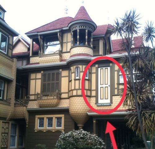 Winchester Mystery House, particolare