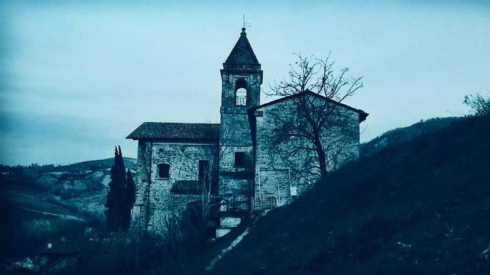 Fantasmi e sfere luminose nel Castello di Cusercoli