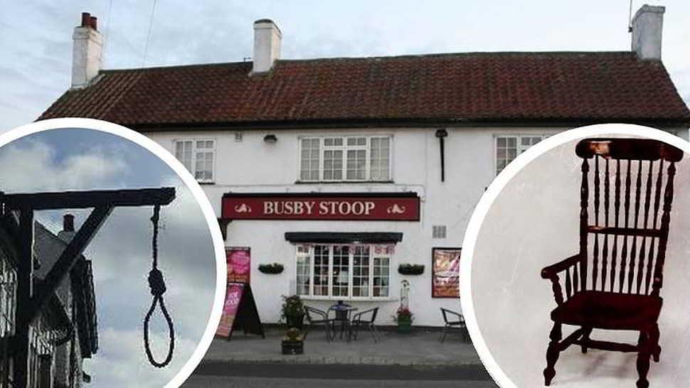 La sedia maledetta del Busby Stoop Inn e le sue vittime 1