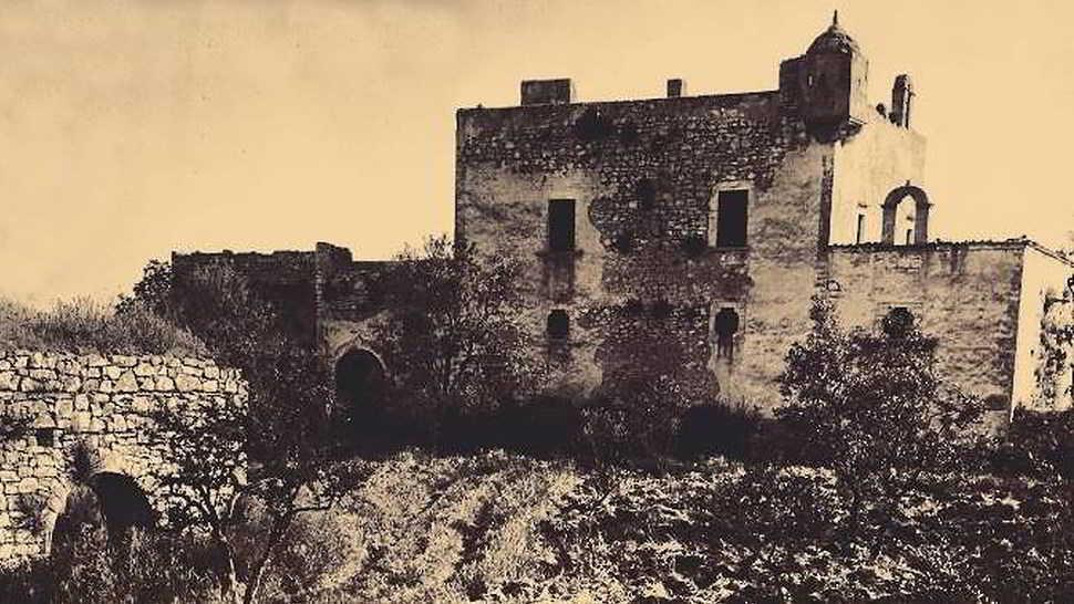 Torre di Navarino e i fantasmi dei tre impiccati