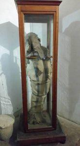 Fata Bema la mummia