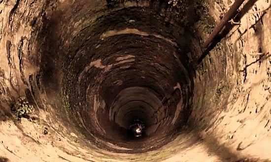 Castello di Trezzo sull'Adda e i suoi fantasmi - Il pozzo