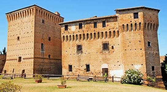 Il Corridoio dei fantasmi alla Rocca Malatestiana2