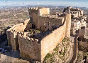 Madonna Giselda fantasma del Castello di Naro1