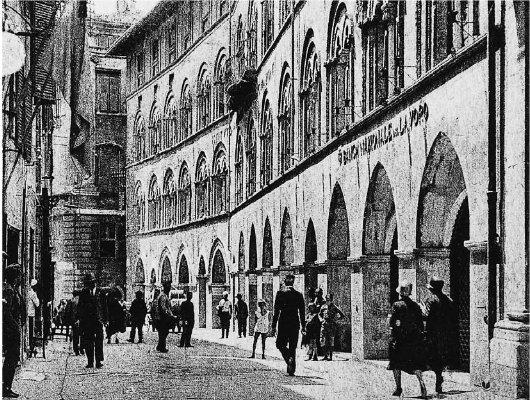 Il pianoforte posseduto nella biblioteca di Palazzo Benincasa1