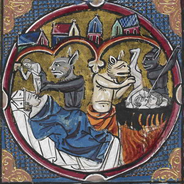 Il monaco che vide 3 volte il Demonio 2