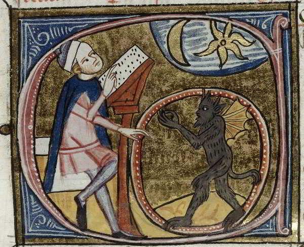 Il monaco che vide 3 volte il Demonio 3