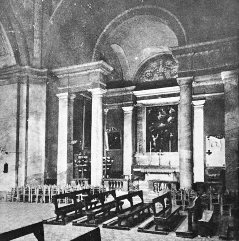 Milano misteriosa e i fantasmi dimenticati-Cappella-di-San-Matroniano