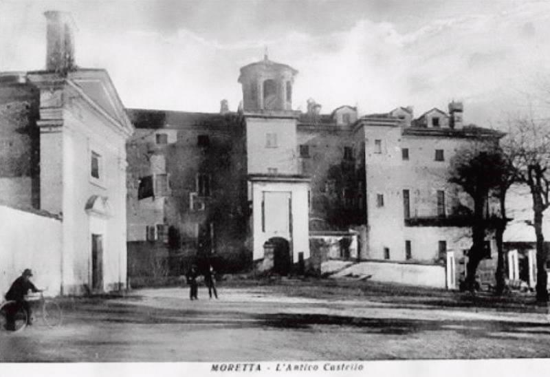 Fantasmi nel castello di Moretta 2