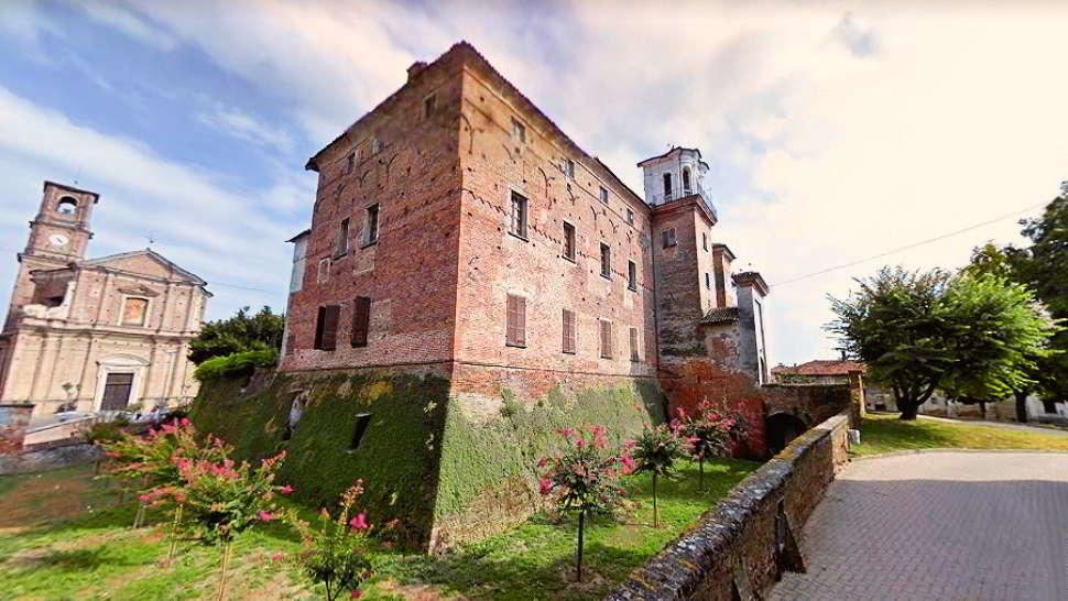 Fantasmi nel castello di Moretta