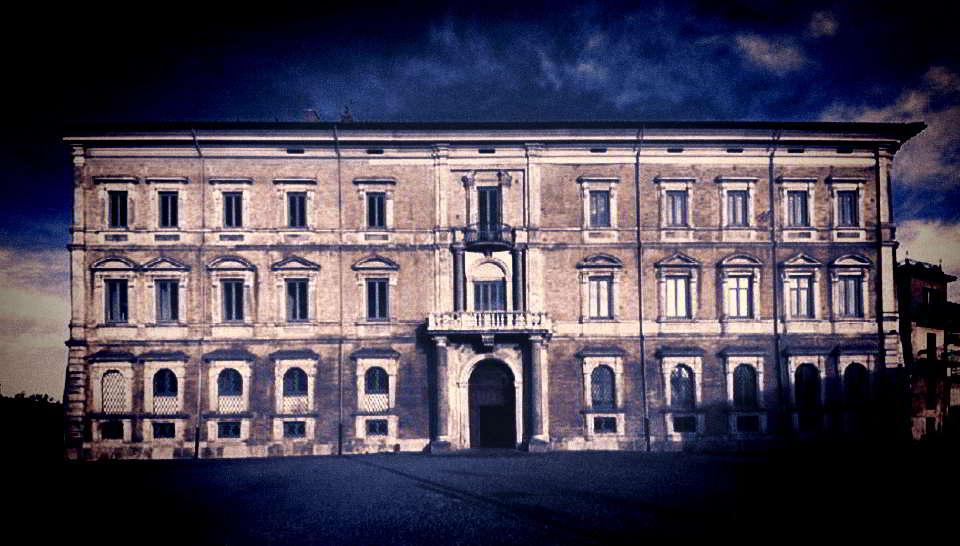 Palazzo Sforza Cesarini e il fantasma di donna Livia