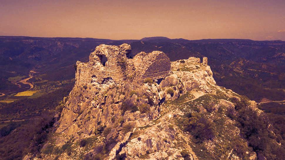Il fantasma del castello di Quirra, Violante la sanguinaria
