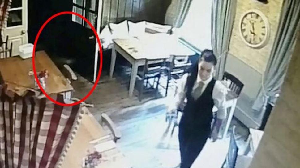 Inquietante fantasma di bambina ripreso in un video