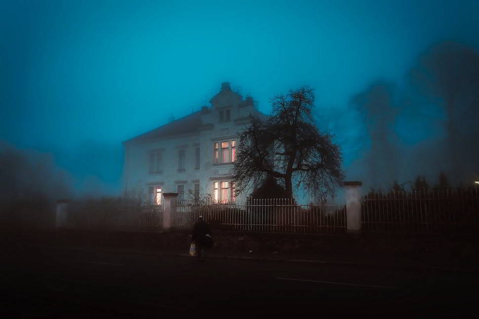 16 modi per capire se una casa è infestata 1
