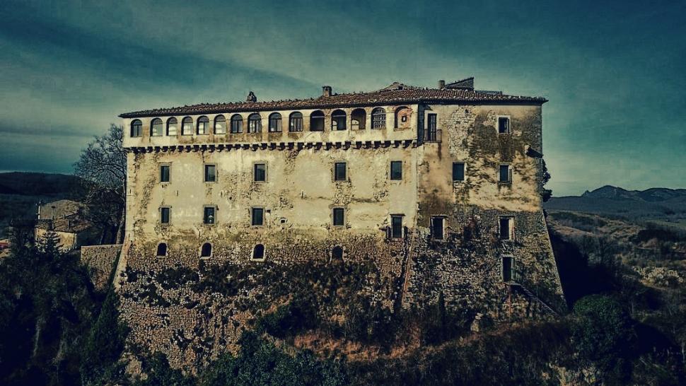 Nel Castello di Pescolanciano a caccia di fantasmi
